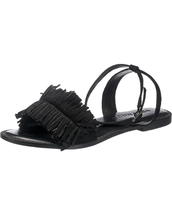 schwarz Sandaletten MODA VERO MODA Luca VERO nWw8qxS