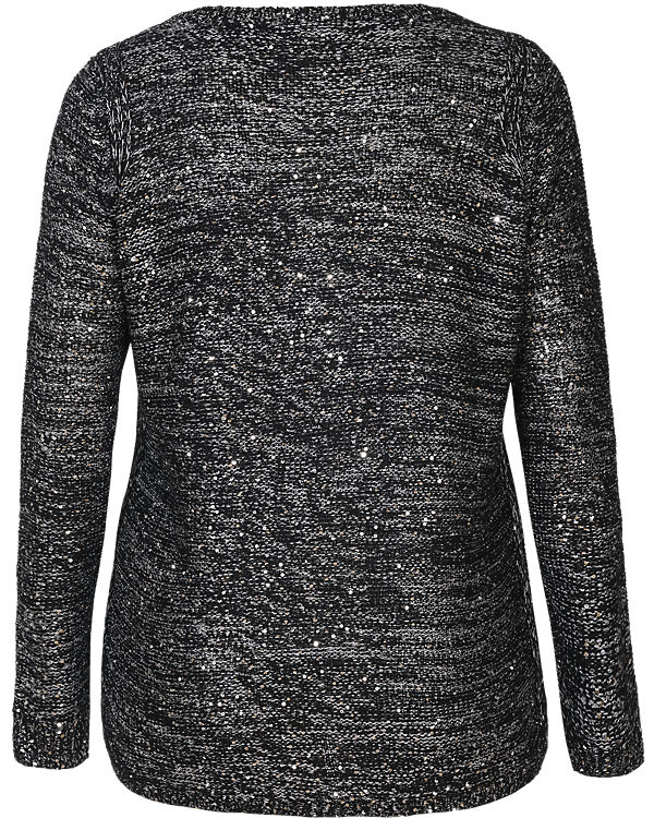 JUNAROSE Pullover JUNAROSE Pullover schwarz vqwzvcrES