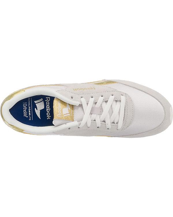 Reebok Jog CL Royal Reebok Reebok grau Sneakers CL Reebok Royal wtqR06x