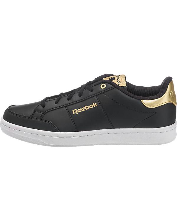 Royal Reebok Reebok Smash Reebok Reebok schwarz Royal Smash Sneakers kombi wqwRfO7Bx