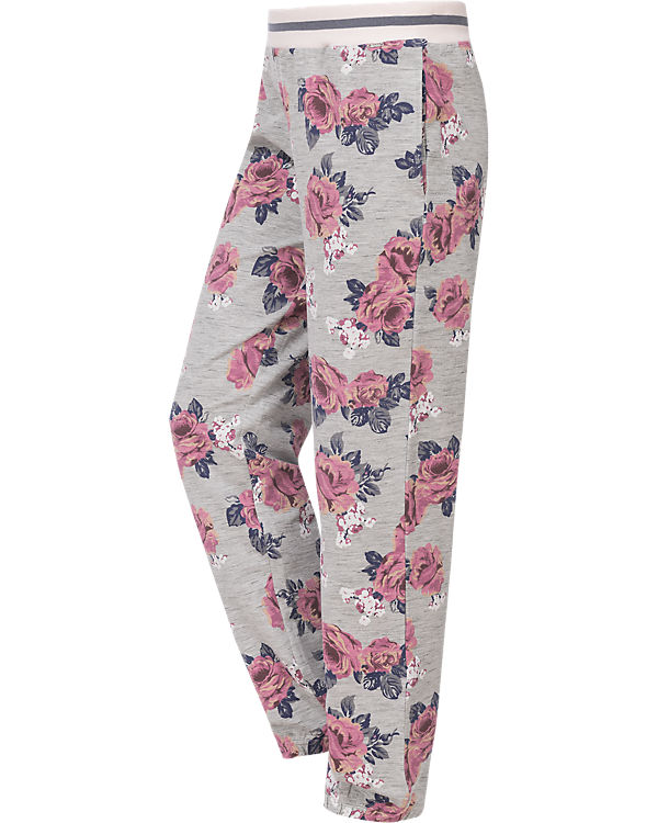 Loungewear Hose grau Collection kombi Skiny Hx5wSqzx16