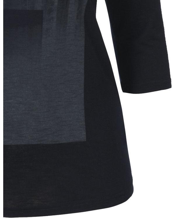 Zizzi dunkelblau Shirt 4 3 Arm SHgcarPSq