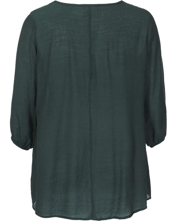 Zizzi Bluse grün