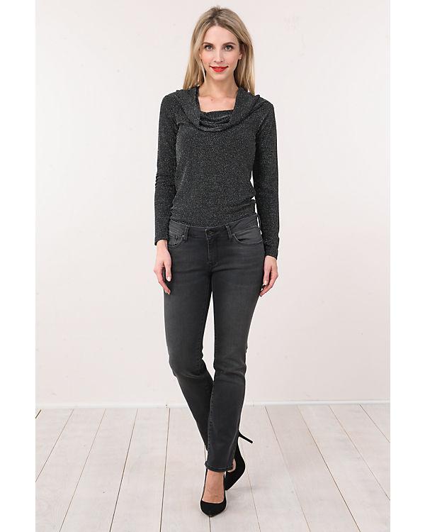 Mavi Jeans Olivia Mavi Jeans Straight grau YqE656W
