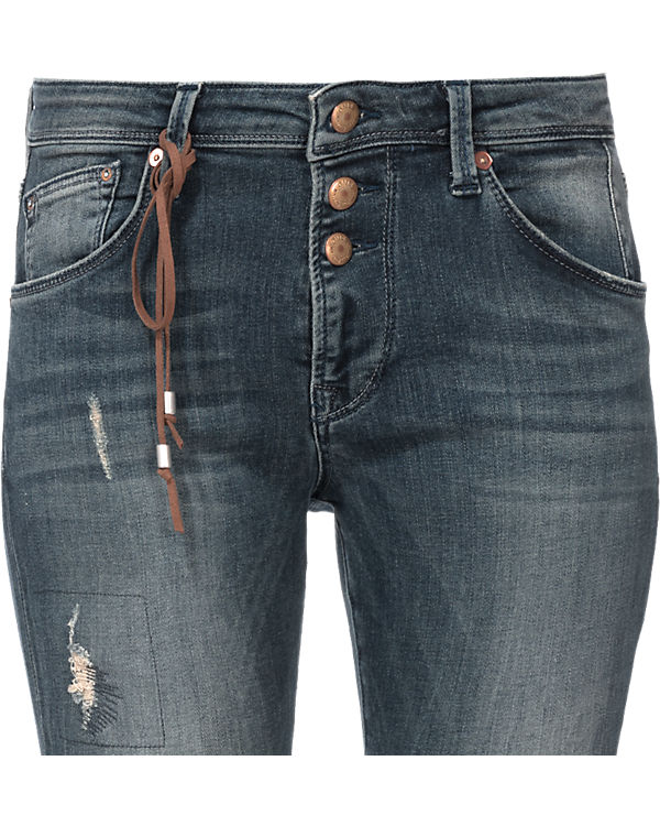 ONLY Jeans Slim Fit blue denim