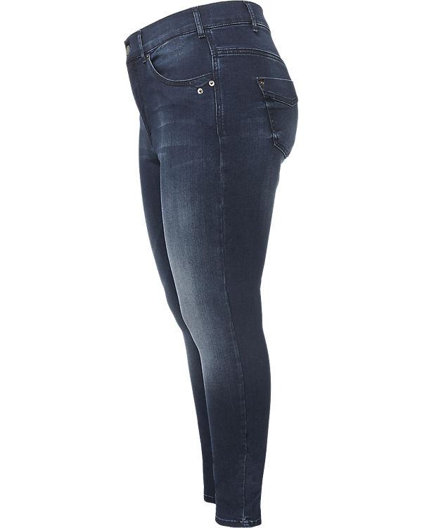Zizzi Jeans dunkelblau Jeans Amy Skinny Zizzi Amy Skinny dunkelblau Zizzi cUwYz1nX