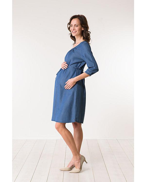ESPRIT for mums Umstandskleid denim blau