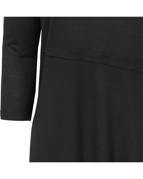 JUNAROSE Blusenshirt schwarz
