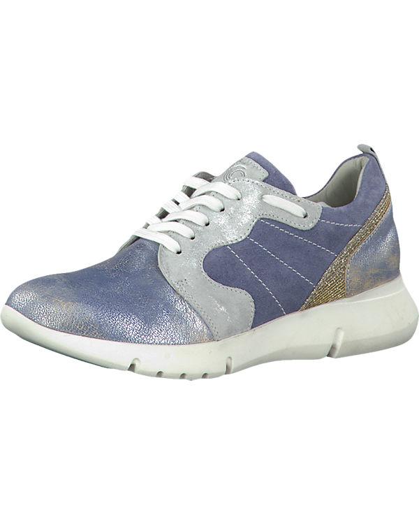 Be Natural Be Natural Massima Sneakers blau-kombi