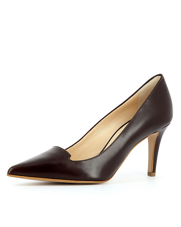 Pumps Shoes dunkelbraun Evita Shoes Evita Pq1aSXw