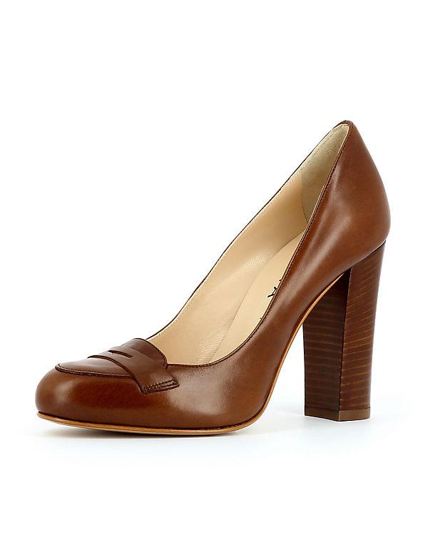Pumps Evita Evita Shoes cognac Shoes P4O6n4F