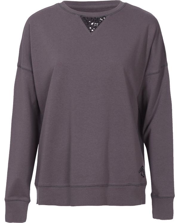 MUSTANG Sweatshirt Sweatshirt grau MUSTANG OBxqv
