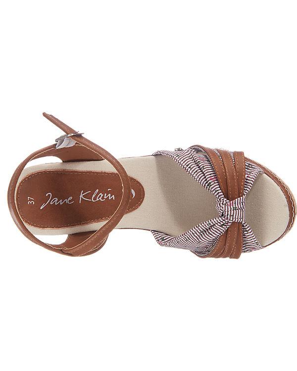 Jane beige Klain, Jane Klain Sandaletten, beige Jane f24b3b