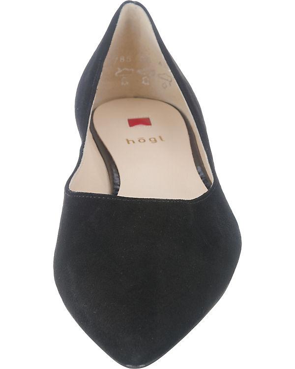 högl Klassische schwarz Ballerinas högl Klassische Ballerinas högl schwarz Klassische RW7nvxBn