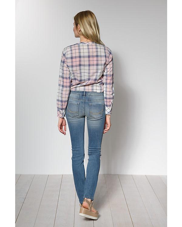Alexa blau TAILOR TOM TOM Slim TAILOR Jeans anR7ITWq