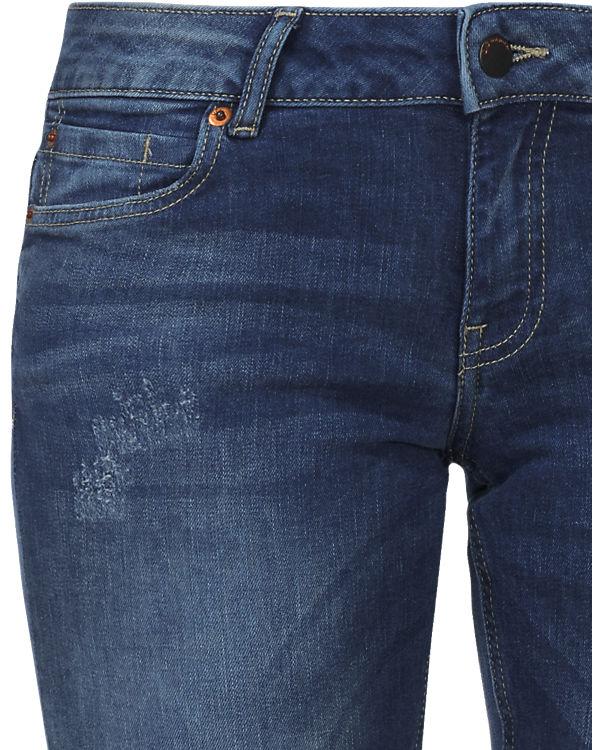 Q/S Jeans Catie Slim Fit blue denim