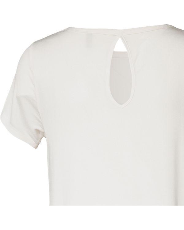 ONLY T-Shirt weiß