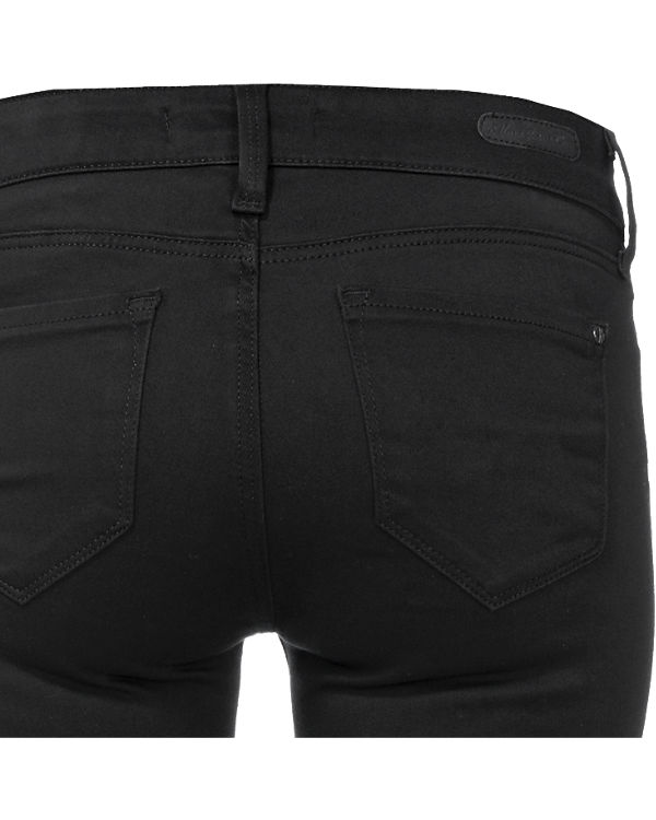 Mavi Jeans Adriana Superskinny schwarz