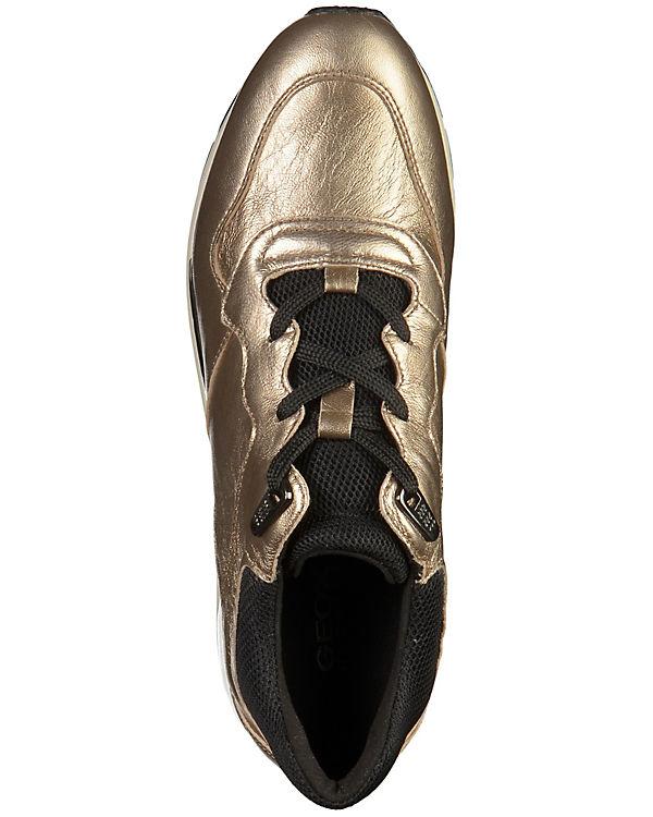 GEOX GEOX Sneakers gold Günstig Kaufen Verkauf Verkauf Blick Verkauf Wie Viel 100% Original L43BGT