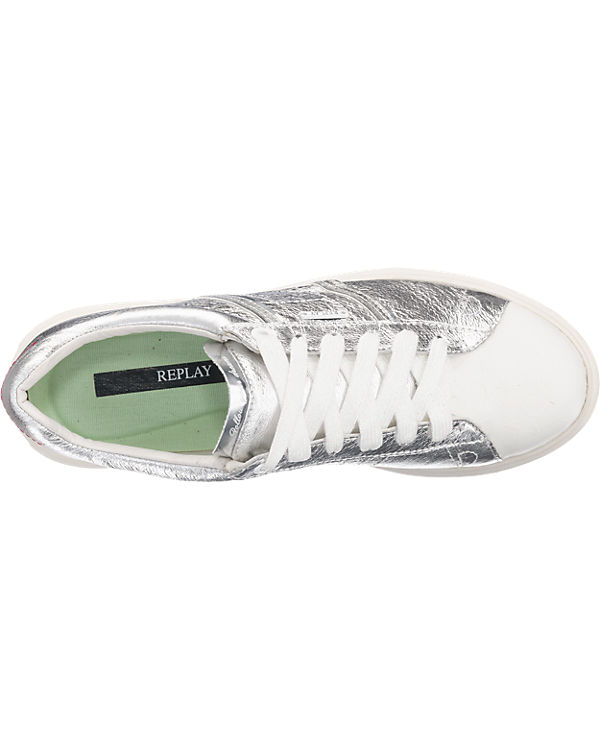 REPLAY silber REPLAY REPLAY REPLAY REPLAY Lune silber silber Lune REPLAY Lune Sneakers REPLAY REPLAY Sneakers Lune Sneakers qwFtpgt0x