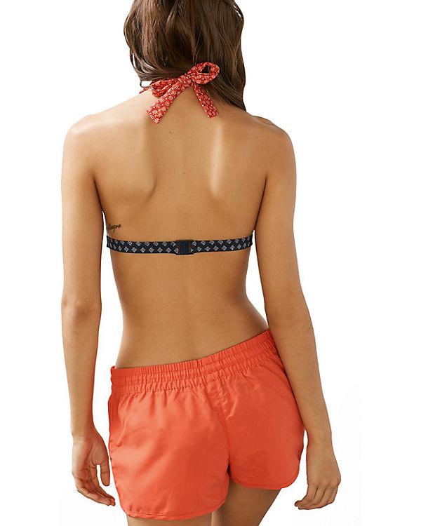 ESPRIT BODYWEAR Neckholder Bikini Oberteil Orlando Beach dunkelblau