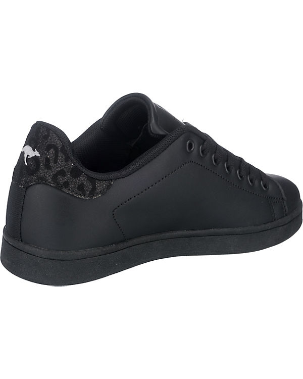 Low schwarz Ten Sneakers KangaROOS K wFtnqAgxB7
