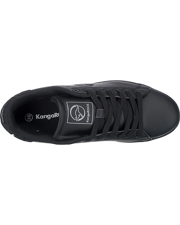 Low Ten KangaROOS Sneakers K schwarz q5xpwtZf