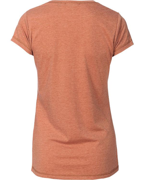 blue T-Shirt orange