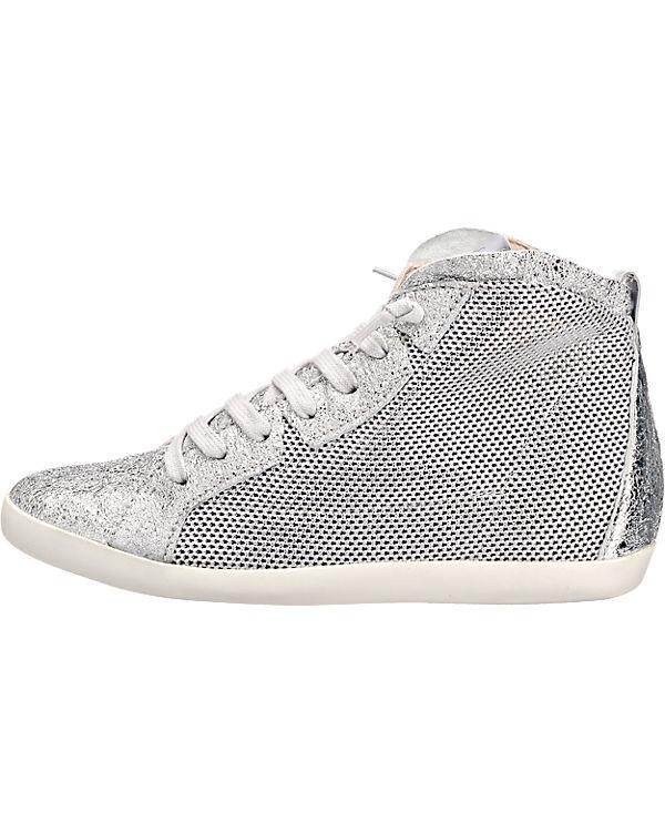 silber Carolina Sneakers Carolina Donna Donna qIRdxSS