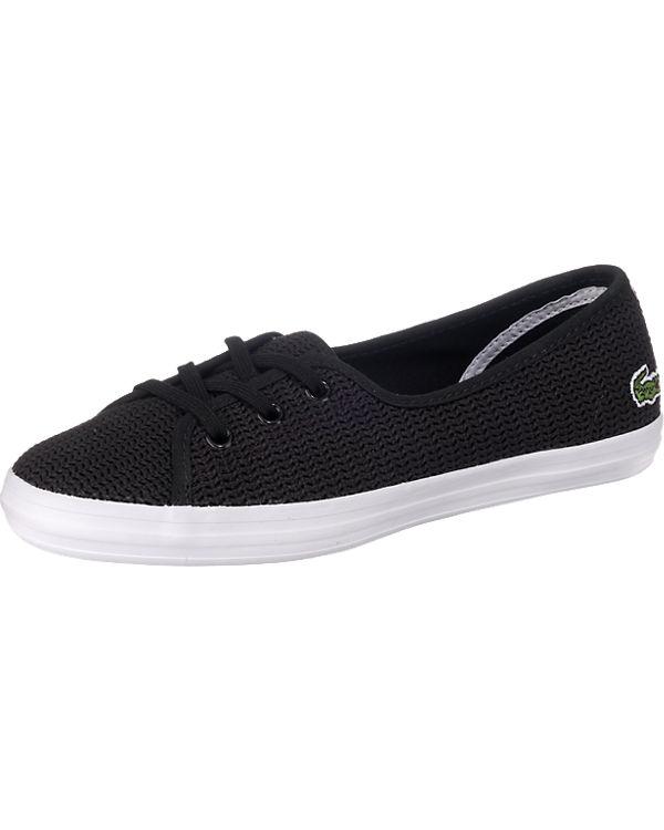 LACOSTE LACOSTE ZIANE CHUNKY 217 1 CAW BLK Sneakers schwarz