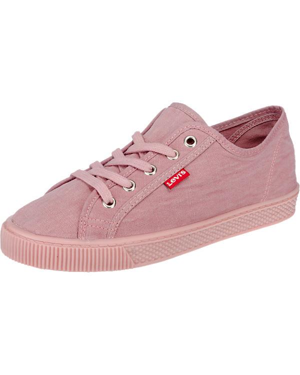 Levi's® Malibu W Sneakers Low rosa