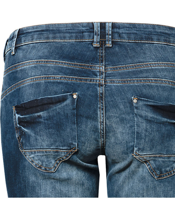 Zizzi Zizzi Slim blau Sanna Jeans Jeans 4xzqZ7