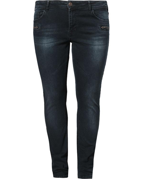 Slim Zizzi Jeans Jeans Sanna Sanna Zizzi Slim dunkelblau 8zYzH4Aq