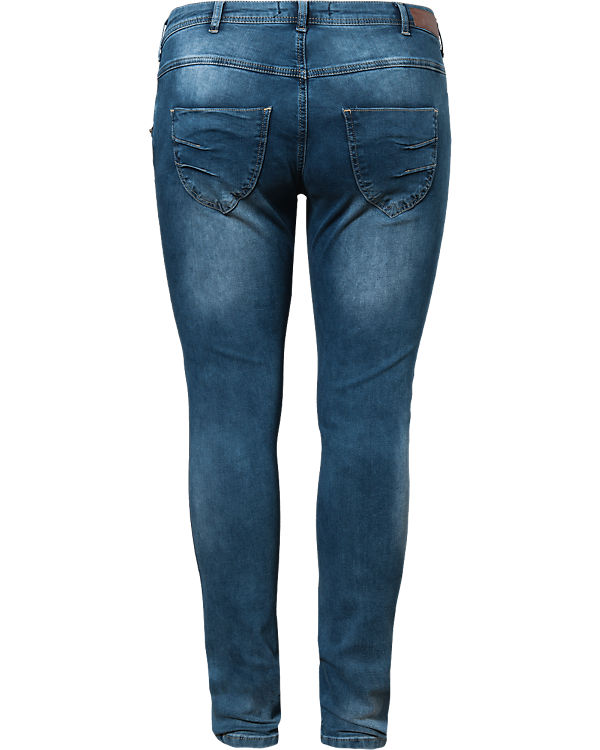 Zizzi dunkelblau Jeans Sanna Zizzi Jeans Slim BrqgUBHw