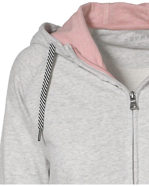 ESPRIT Sports Sweatjacke grau Kaufen Sie Ihre Lieblings Bester Platz Geringster Preis Spielraum Beste Geschäft Zu Bekommen tWIUle