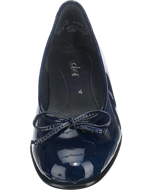 Gabor Gabor Ballerinas blau