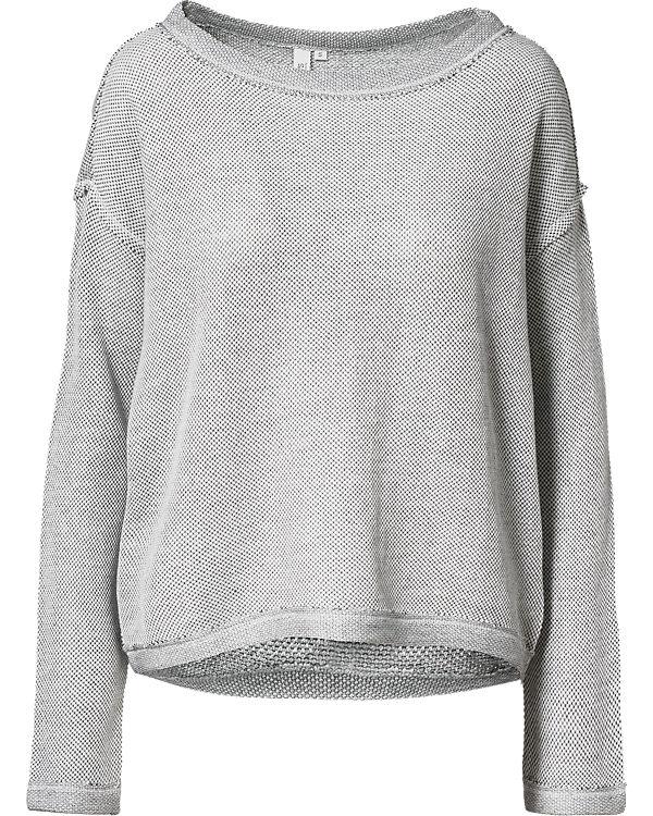 Q/S Sweatshirt ecru