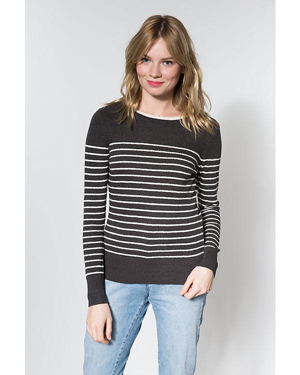 Pullover weiß weiß schwarz REVIEW schwarz REVIEW REVIEW schwarz Pullover weiß Pullover Tgqttv8w