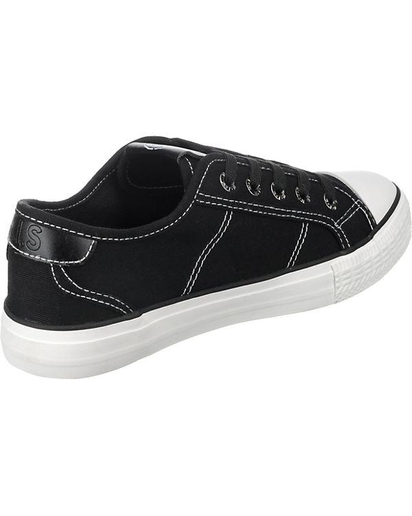 S H Sneakers H schwarz S S I I H H S I I qac40p