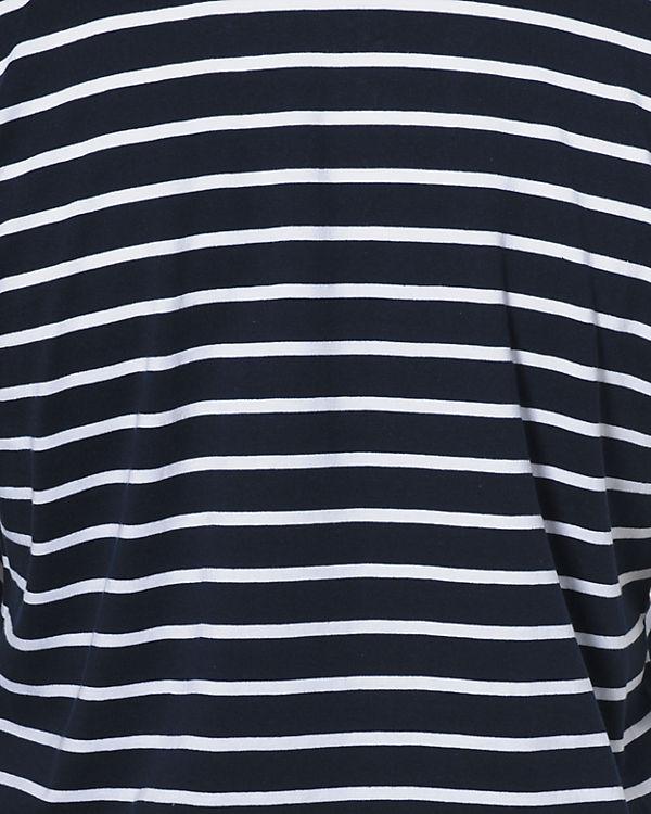 BLUE SEVEN T-Shirt blau/weiß