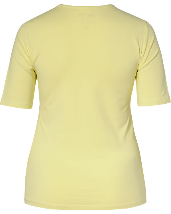 T SEVEN BLUE BLUE Shirt gelb SEVEN zqxYzREwt