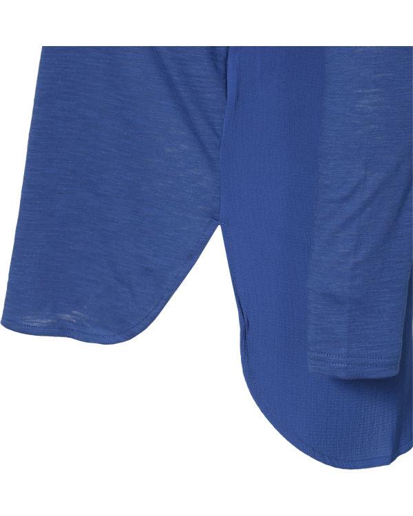 Langarmshirt blau blau Langarmshirt Zizzi Langarmshirt Zizzi Zizzi blau Zizzi RdPTWPUq