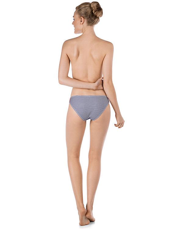 Skiny Bikini Slip Honolulu blau