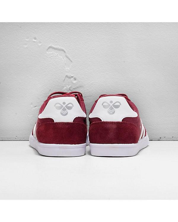 bordeaux Stadil hummel Slimmer Sneakers Low IHCpFqpnw
