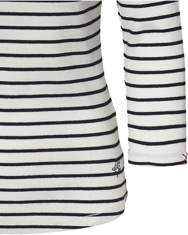 edc by ESPRIT 3/4-Arm-Shirt offwhite