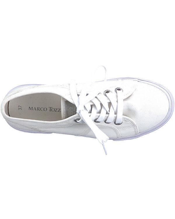 MARCO TOZZI MARCO TOZZI Aruba Sneakers weiß