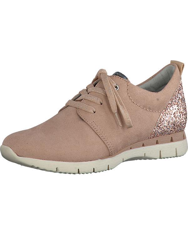 MARCO TOZZI MARCO TOZZI Osso Sneakers rosa