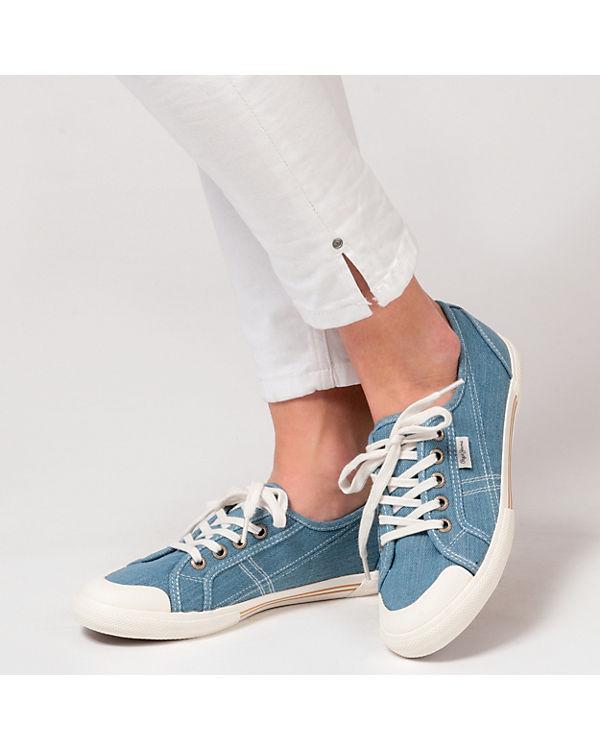 Pepe Pepe Abernew Pepe Jeans blau Denim Jeans Jeans Sneakers BOUnwvq
