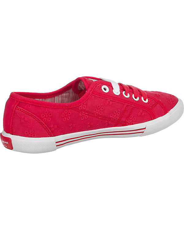 rot Pepe Aberlady Sneakers Jeans Anglaise Jeans 17 Pepe Bq0w7Tc