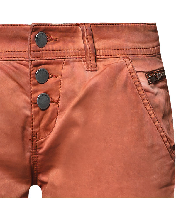 Jeans Q S Slim Catie orange xfp41Aqvw